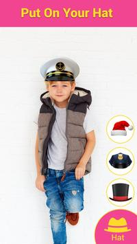 Kids Photo Editor - Kids Photo Suit & Dress Editor screenshot 4