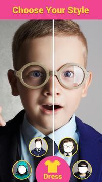 Kids Photo Editor - Kids Photo Suit & Dress Editor screenshot 6