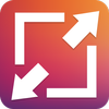 Picture & Photo Resizer : Crop Image, Resize Photo icon