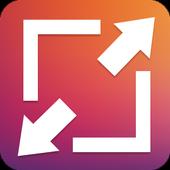 Picture & Photo Resizer : Crop Image, Resize Photo icon
