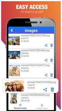 Picture & Photo Resizer : Crop Image, Resize Photo screenshot 5
