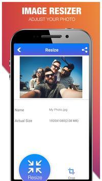Picture & Photo Resizer : Crop Image, Resize Photo screenshot 1