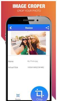 Picture & Photo Resizer : Crop Image, Resize Photo screenshot 3
