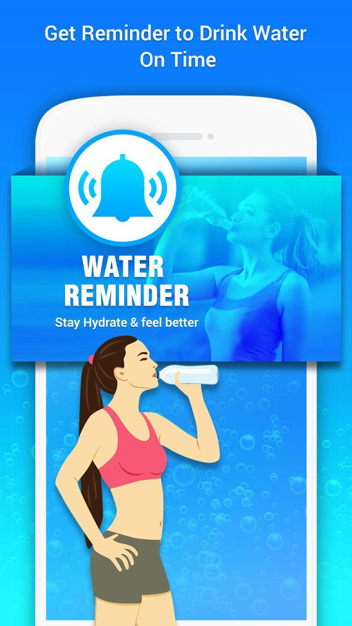 Water Drinking Reminder - Drink Water Reminder App for Android - APK