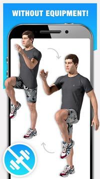 Weight Loss Workout for Men, Lose Weight - 30 Days screenshot 3