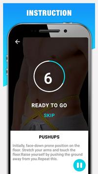 Weight Loss Workout for Men, Lose Weight - 30 Days screenshot 4