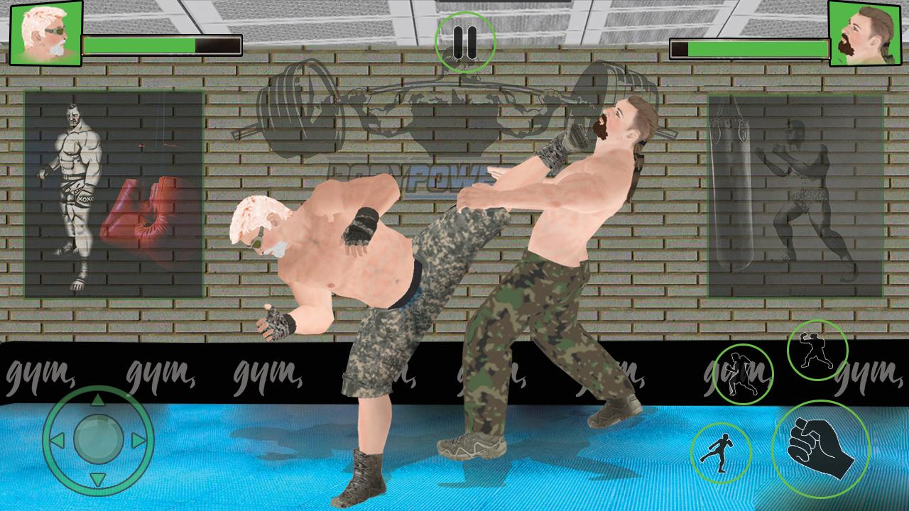 Fighting Club 2019: Tag Team Wrestling Games for Android