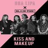 Kiss and Make Up - Dua Lipa & BLACKPINK icon
