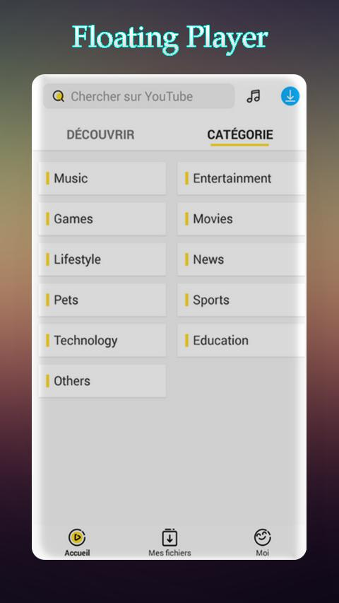 SnapTubè AVD Most Video Downloader 2019 for Android - APK