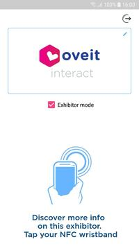 Oveit Interact screenshot 2
