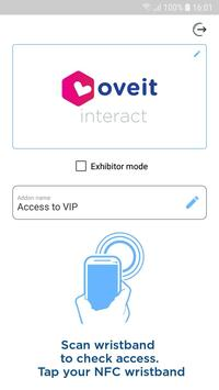 Oveit Interact screenshot 3
