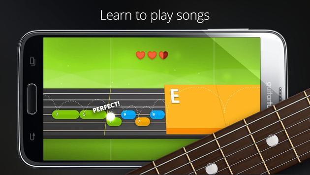 Guitar Tuner Free - GuitarTuna تصوير الشاشة 6