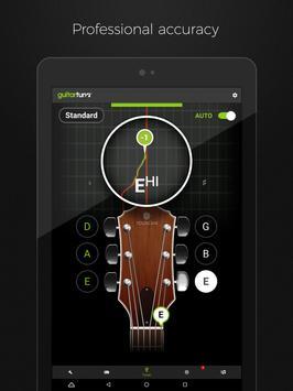 Guitar Tuner Free - GuitarTuna تصوير الشاشة 8