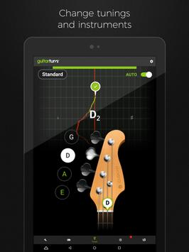 Guitar Tuner Free - GuitarTuna screenshot 9