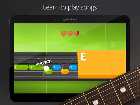 Guitar Tuner Free - GuitarTuna تصوير الشاشة 13