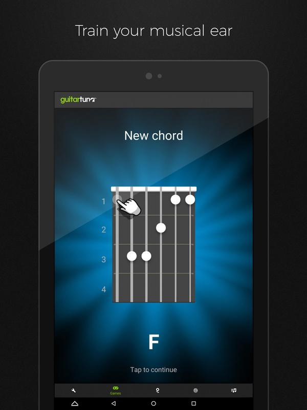 Guitar Tuner Free Guitartuna For Android Apk Download