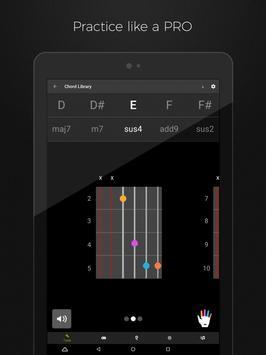 Guitar Tuner Free - GuitarTuna تصوير الشاشة 18