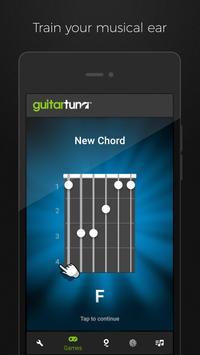 Guitar Tuner Free - GuitarTuna تصوير الشاشة 3