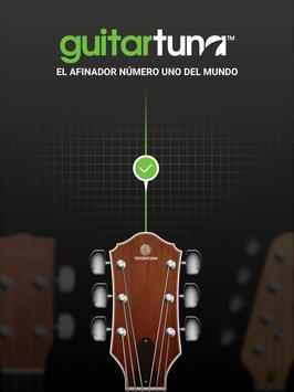Afinador guitarra -Guitar Tuna captura de pantalla 12