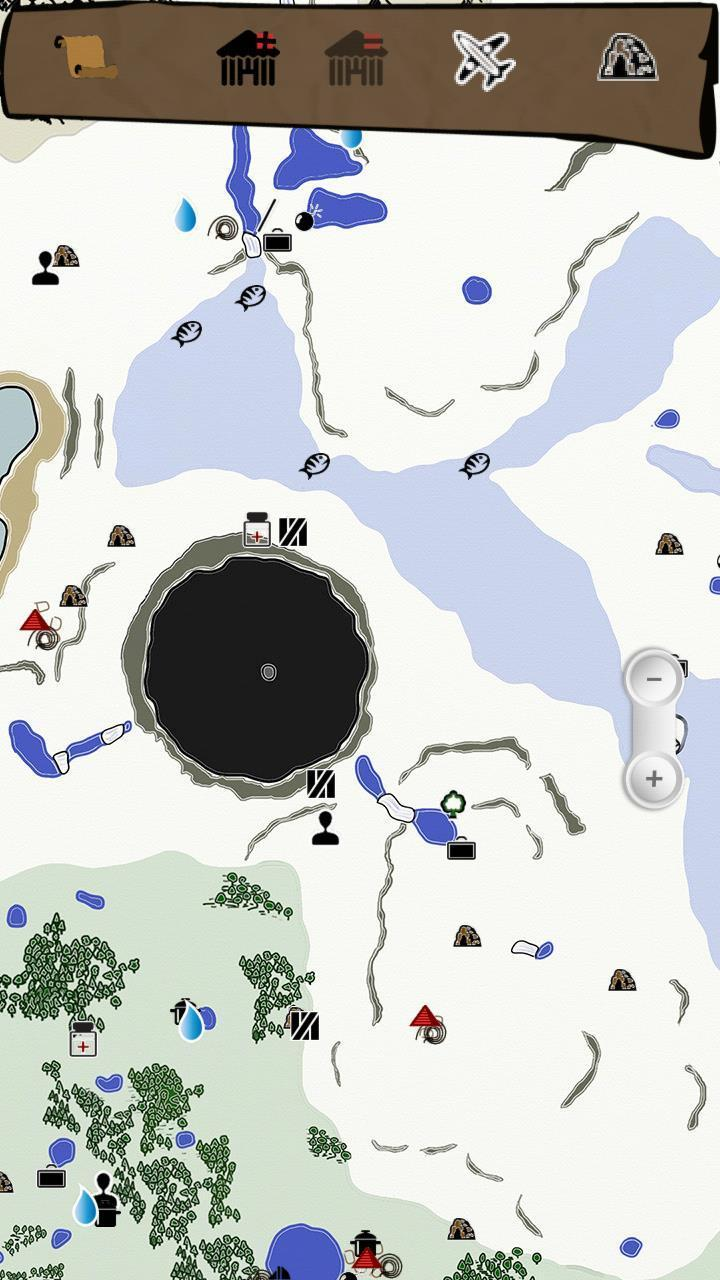 Map For The Forest For Android Apk Download