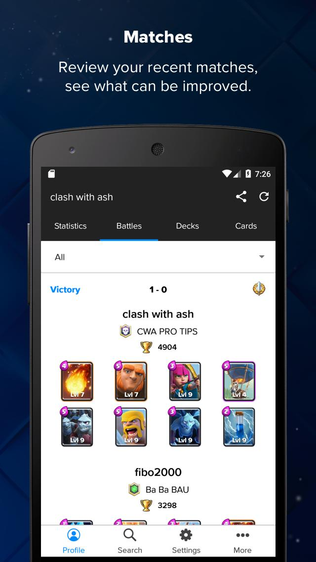 Stats Royale for Android - APK Download