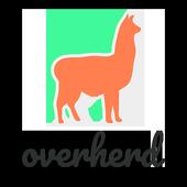 Overherd icon