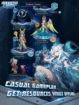 Goddess Legion скриншот 11