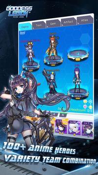 Goddess Legion скриншот 2