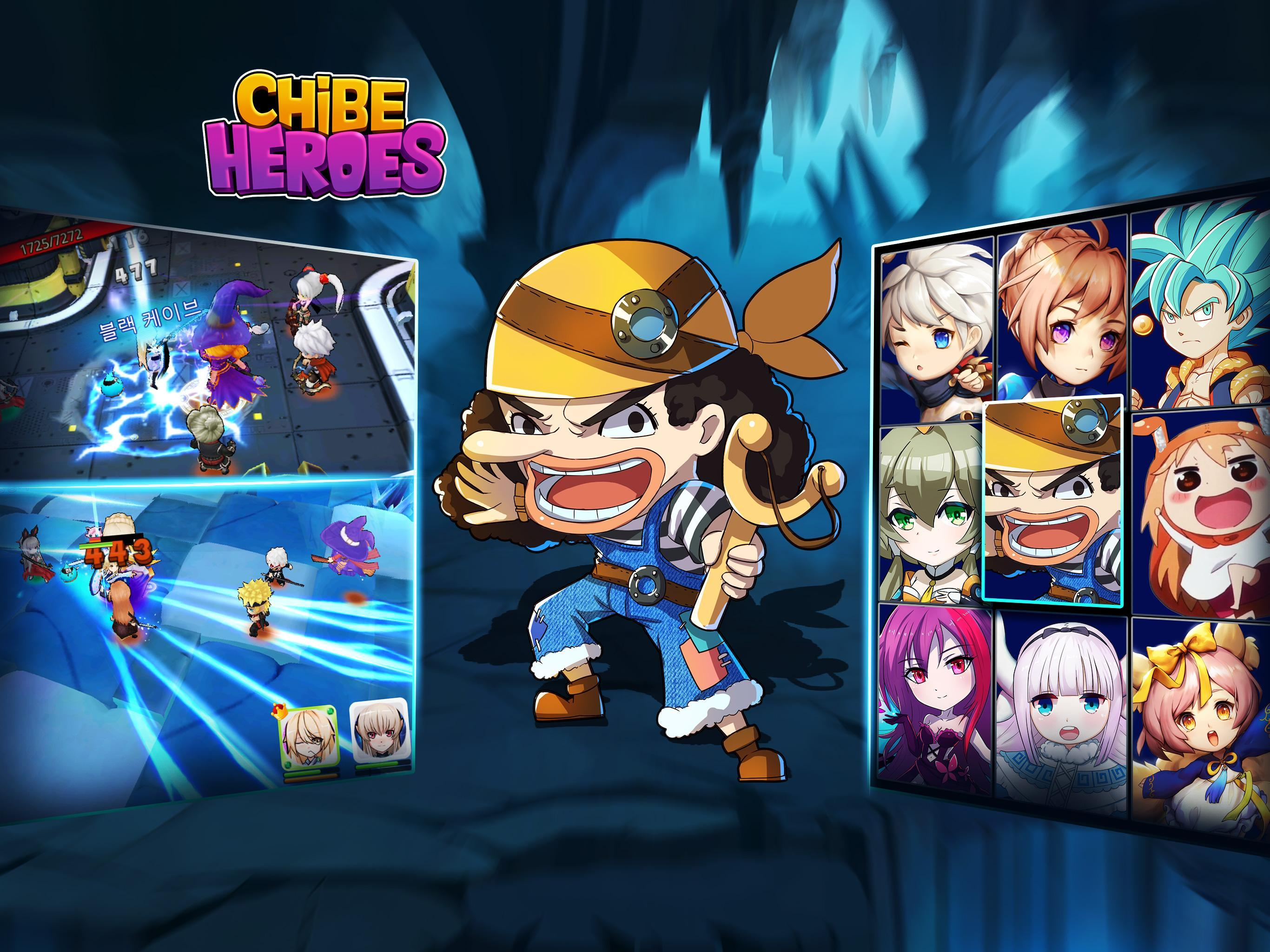 Chibi Heroes for Android - APK Download