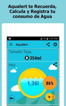 Aqualert captura de pantalla 8