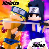 Ninjutsu Addon for MCPE icon