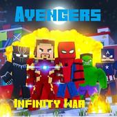 Super Heroes : Infinity Battle Addon for MCPE icon