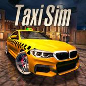 Taxi Sim 2020 icône