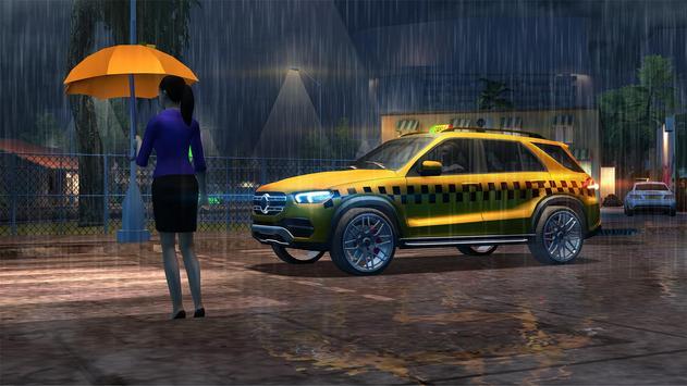 Taxi Sim 2020 capture d'écran 11