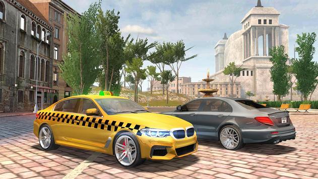 Taxi Sim 2020 स्क्रीनशॉट 4