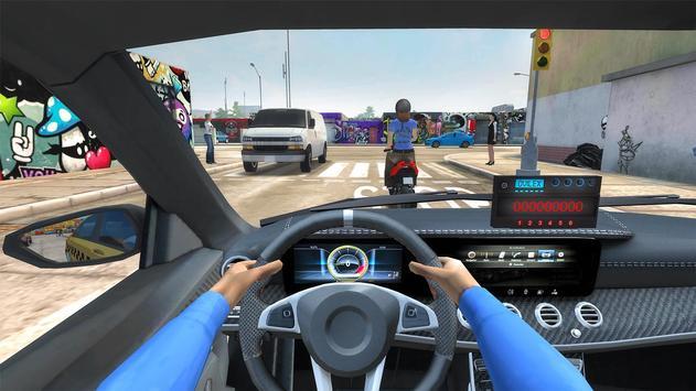 Taxi Sim 2020 स्क्रीनशॉट 9