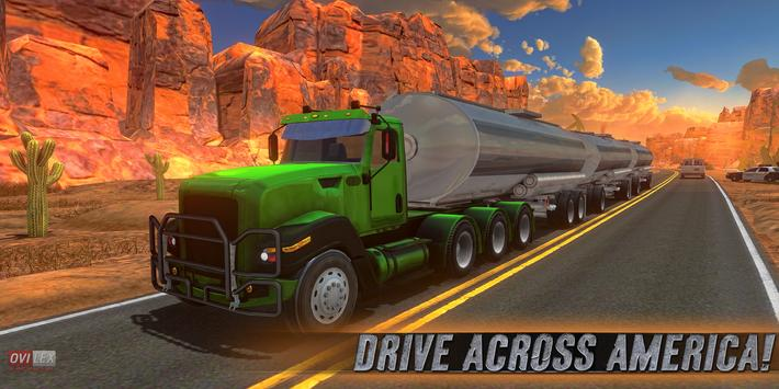 Truck Simulator USA - Evolution screenshot 9