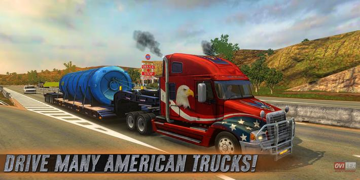 Truck Simulator USA - Evolution screenshot 10