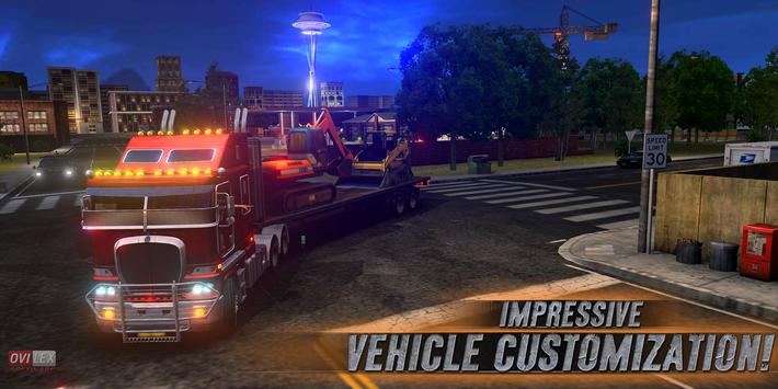 Truck Simulator USA - Evolution screenshot 11