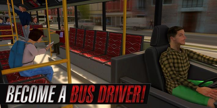 Bus Simulator: Original تصوير الشاشة 1