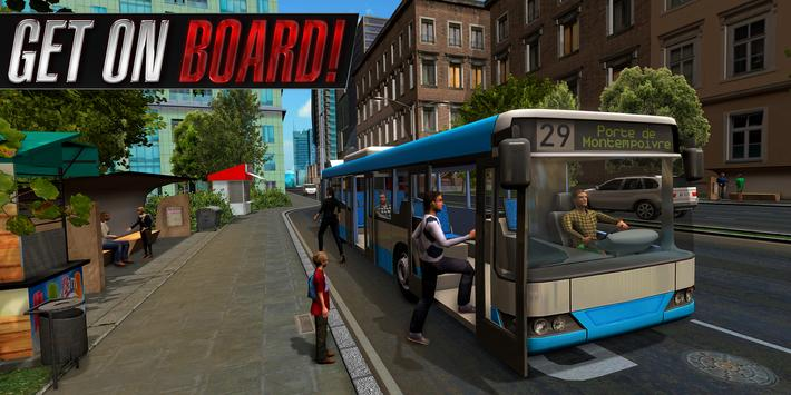 Bus Simulator: Original تصوير الشاشة 2