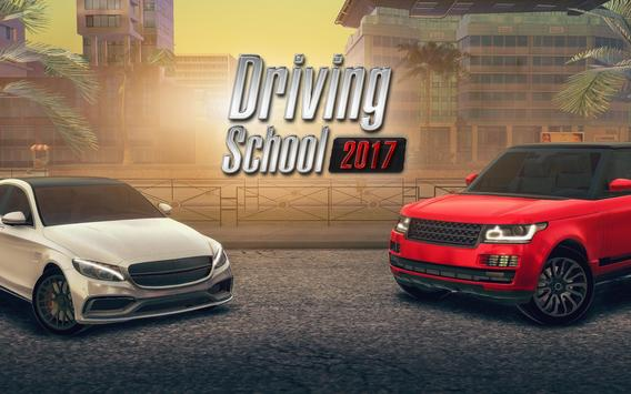 Driving School 2017 poster