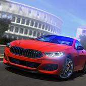 Driving School Sim أيقونة