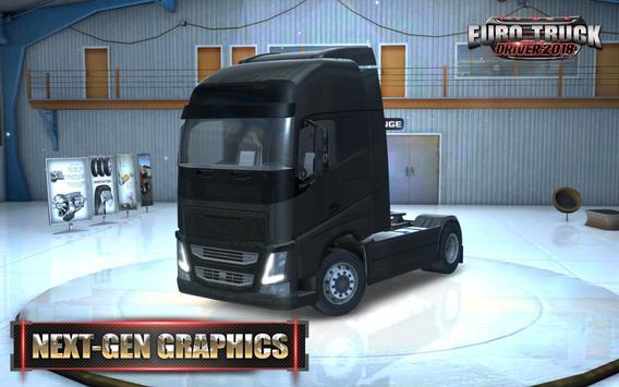 Euro Truck Driver 2018 screenshot 5