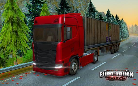 6 Schermata Euro Truck Driver - 2018