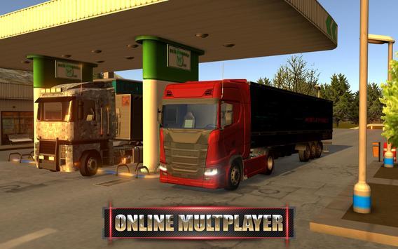 Euro Truck Driver 2018 screenshot 14