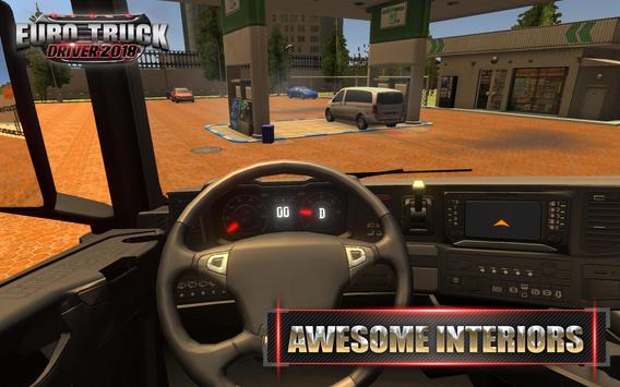 Euro Truck Driver 2018 screenshot 3