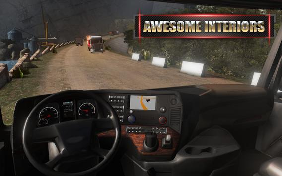 Euro Truck Evolution (Simulator) स्क्रीनशॉट 3