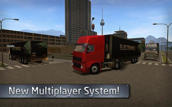 Euro Truck Evolution (Simulator) تصوير الشاشة 7