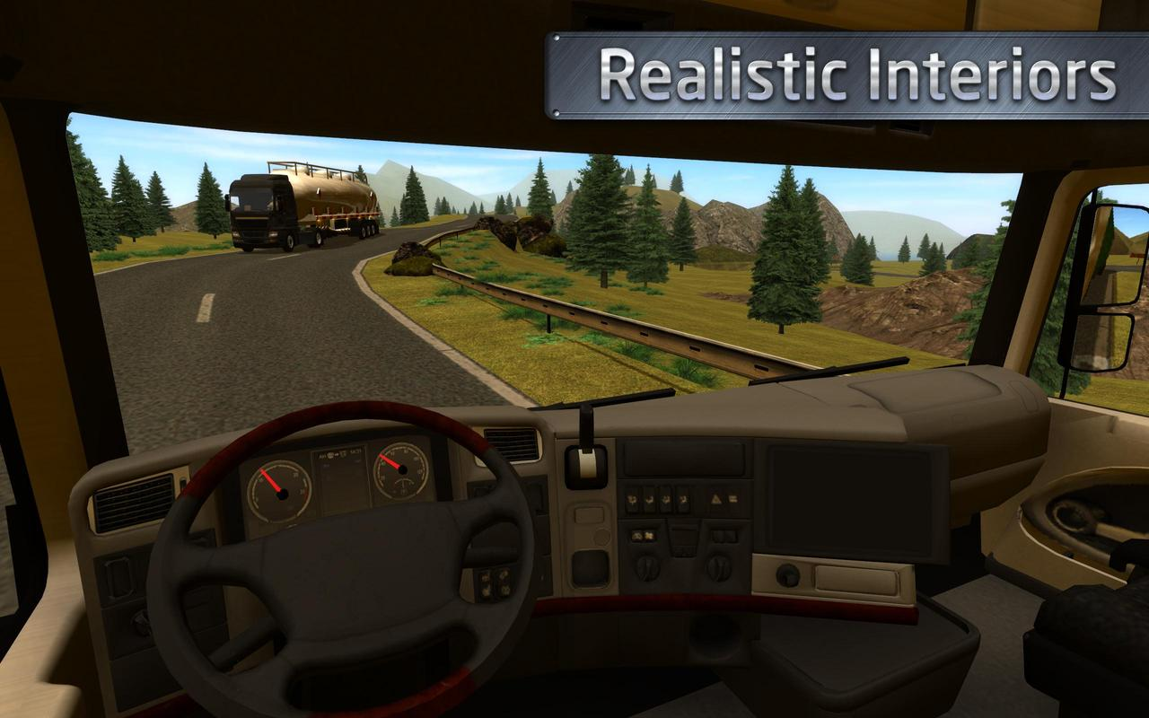 Euro Truck Evolution Simulator For Android Apk Download